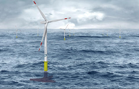 Glosten PelaStar Floating Wind Energy Platform