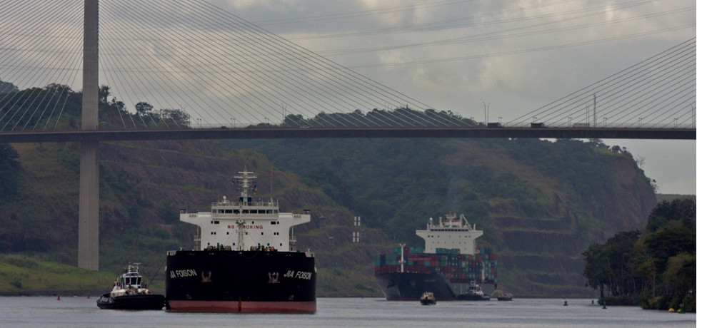 Panama Canal Bridge