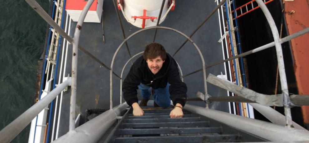 Marine Engineer onboard vessel